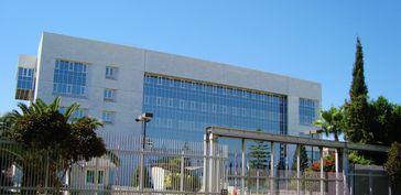 Zentralbank von Zypern mit Sitz in Nicosia