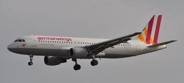 Germanwings Flug 9525: Die verunglückte Maschine (Juni 2014)