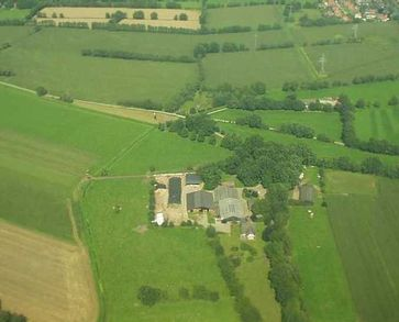 Ein Bauernhof (Symbolbild)
