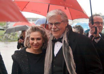 Brigitte Karner und Peter Simonischek (2017)