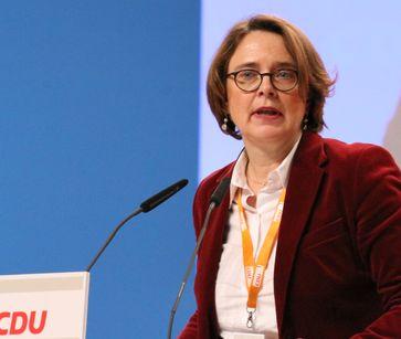 Annette Widmann-Mauz (2014), Archivbild
