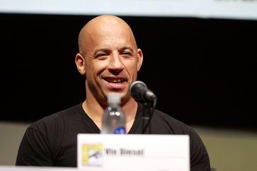 Vin Diesel bei der Comic-Con im Juli 2013