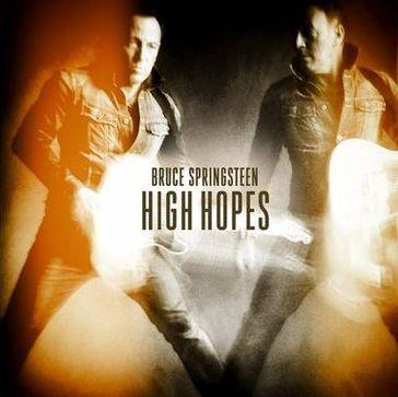 Cover High Hopes Album/ Bruce Springsteen