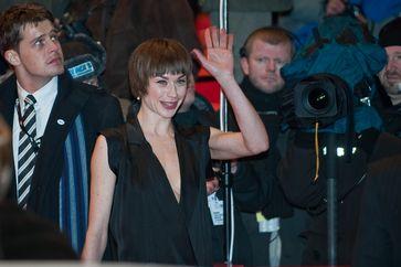 Christiane Paul auf der Berlinale 2010