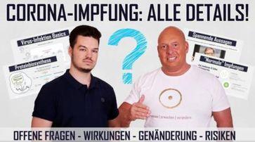 "Bild: Screenshot Video: "" CORONA-IMPFUNG: Alle Details im Faktencheck"" (https://www.bitchute.com/video/3TJYOiA5r3dr/) / Eigenes Werk"
