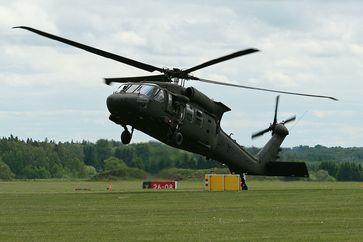 Sikorsky S-70 Blackhawk (Symbolbild)