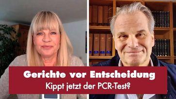 Milena Preradovic und Dr. Reiner Fuellmich (2021)