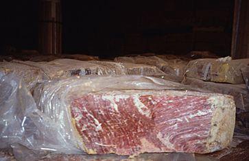 Walfleisch Bild: WDCS