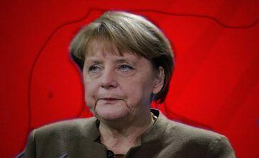 Angela Merkel (2015), Archivbild
