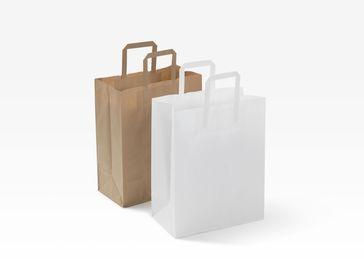 """Faktencheck zur Nachhaltigkeit der Papiertüte: Sind Papiertüten wirklich schädlich für die Umwelt? Bild: """"obs/IPV Industrieverband Papier- und Folienverpackung e.V./Martin Andersson"""""""