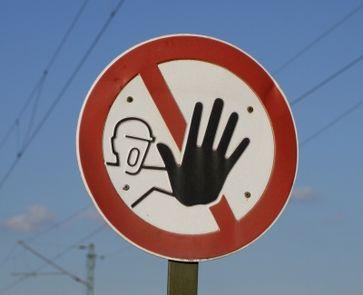 Nein & Stopp! (Symbolbild)
