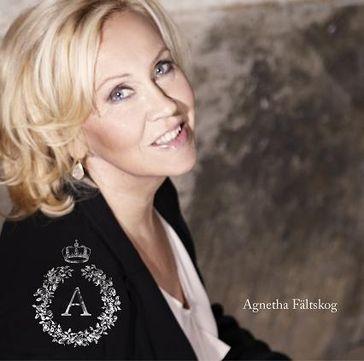 """Agnetha Fältskog - Cover vom Solo-Album """"A"""""""