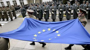 Die Europäische Armee der EU, die 3. größte der Welt.