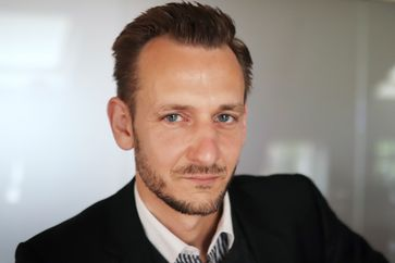 "Benjamin Piel, Chefredakteur Mindener Tageblatt, Bild: ""obs/Medienfachverlag Oberauer GmbH/Alexander Lehn"""