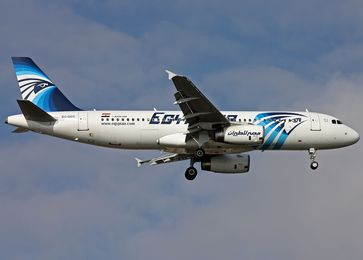 Flug MS804: Die Unglücksmaschine 2011