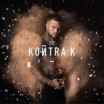 """Cover """"Erde & Knochen"""" von Kontra K"""