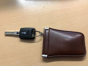 Audi-Schlüssel