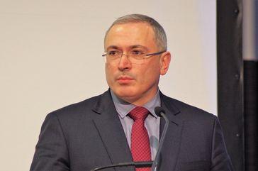 Michail Chodorkowski  (2016), Archivbild