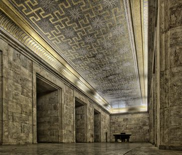 In der Zeppelinhaupttribüne: Goldener Saal, 2015, Archivbild