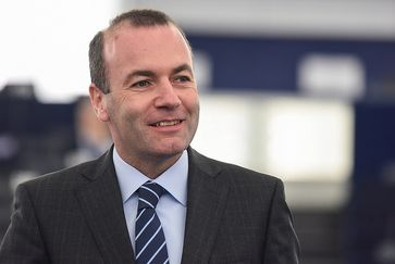 Manfred Weber Bild: European Parliament on Flickr CC BY-SA 2.0