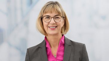 """Dr. Susanne Johna, 1. Vorsitzende des Marburger Bundes - Bundesverband. Bild: """"obs/Marburger Bund - Bundesverband/LÄK Hessen"""""""