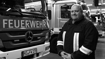 Matthias Görgen Bild: Deutscher Feuerwehrverband e. V. (DFV)