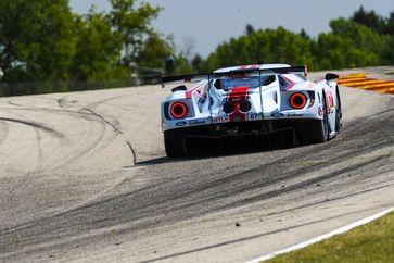 """Ford Chip Ganassi Racing will IMSA-Siegesserie in Virginia fortsetzen: Ford liegt vor dem neunten von elf Saisonläufen der IMSA-Serie auf Platz zwei der Herstellerwertung. Bild: """"obs/Ford-Werke GmbH/Ford CGR"""""""