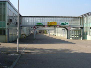 Steiff : Firmengelände