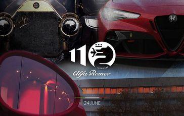 """Ein historischer Geburtstag - Alfa Romeo wird 110 Jahre alt  Bild: """"obs/Alfa Romeo/FCA Group"""""""