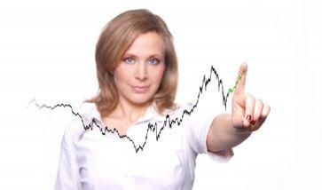 Konjunktur, Gewinn, Aktien (Symbolbild)