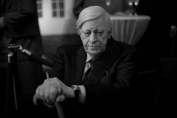 Helmut Schmidt Bild: Thaddäus Zoltkowski, on Flickr CC BY-SA 2.0
