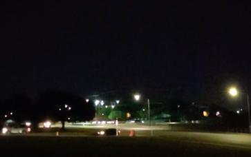 "Bild: Screenshot Youtube Video: ""Strange lights caught on camera"""