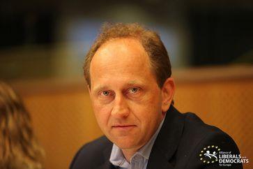 Alexander Graf Lambsdorff Bild:ALDE Communication, on Flickr CC BY-SA 2.0