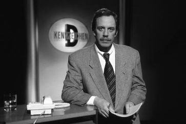"""Kennzeichen D""- Moderator Olaf Buhl Bild: ""obs/ZDF"""