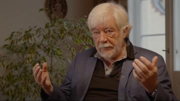 Prof. Dr. med. Hans-Joachim Maaz (2021) Bild: Screenshot: Youtube/WB/Eigenes Werk