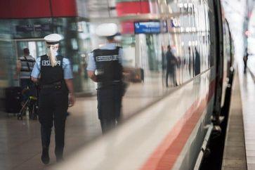 Symbolbild; Bild: Bundespolizei