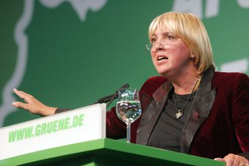 Claudia Roth 2007 in Göttingen Bild: Stepan / de.wikipedia.org