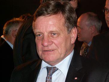 Hartmut Mehdorn (März 2008)