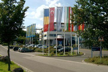 ehemalige Zentrale in Kirkel