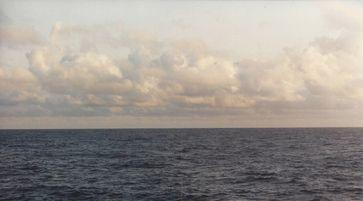 Äquator im Atlantik