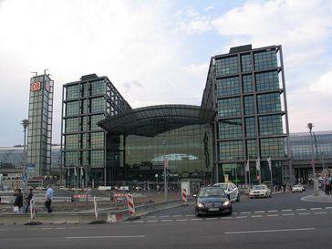 Berliner Hauptbahnhof Bild: ExtremNews