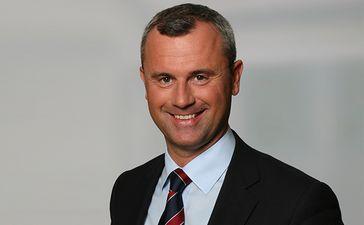 Ing. Norbert Hofer Bild: Freiheitliche Partei Österreichs (FPÖ)