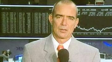 Michael Mross an der Frankfurter Börse (DAX), Symbolbild