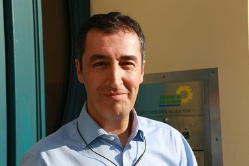Cem Özdemir Bild: blu-news.org, on Flickr CC BY-SA 2.0