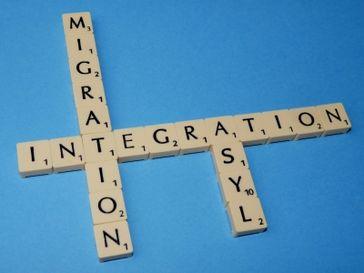 Einwanderung, Integration, Migration, Asyl, Umvolkung (Symbolbild)