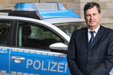 """Der Innenpolitische Sprecher der AfD-Fraktion im Landtag Brandenburg, Thomas Jung / Bild: """"obs/AfD-Fraktion Brandenburg"""""""