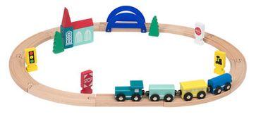 HEMA ruft Holz-Eisenbahnset zurück