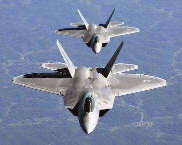 United States Air Force (USAF) : F-22 Raptor
