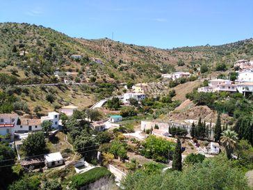 Ubicación de Totalán en España