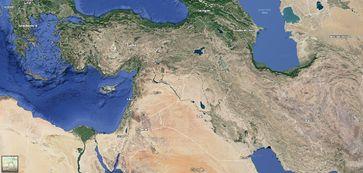 Irak und naher Osten inkl. Osteuropa